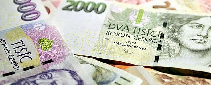 Банк в Чехии