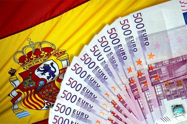 Банк в Испании