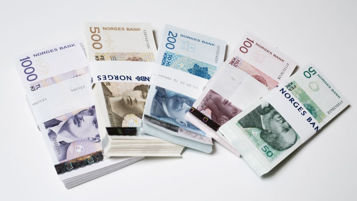 Банк в Норвегии