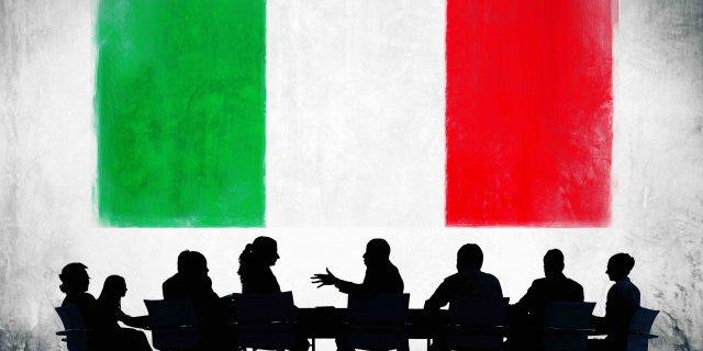 Бизнес в Италии