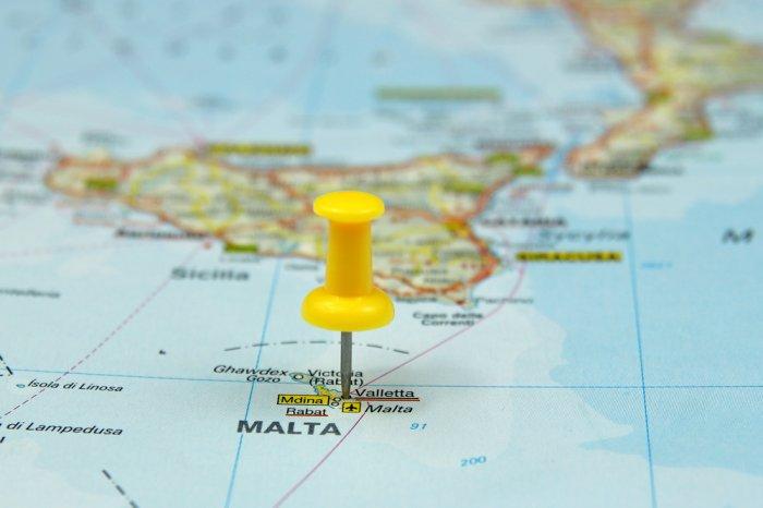 Открытие фирмы на Мальте