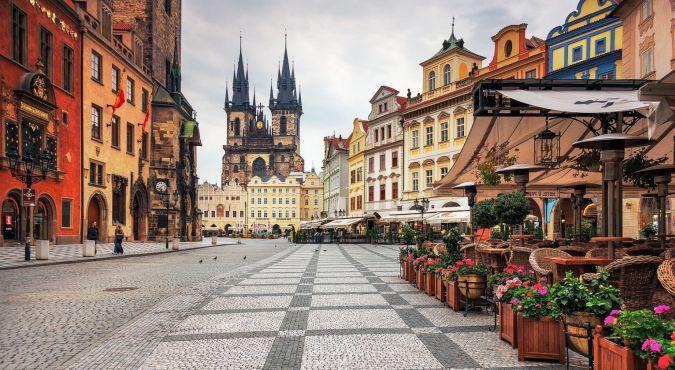 ПМЖ в Чехию