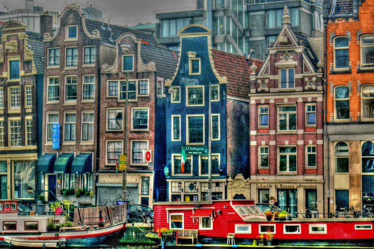 ПМЖ в Нидерландах
