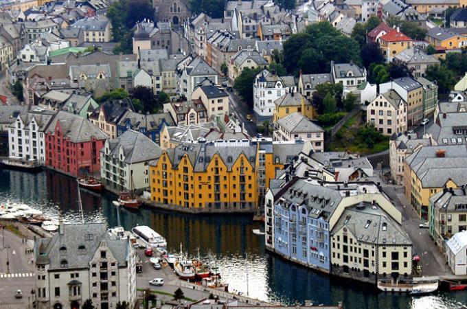 ПМЖ в Норвегию