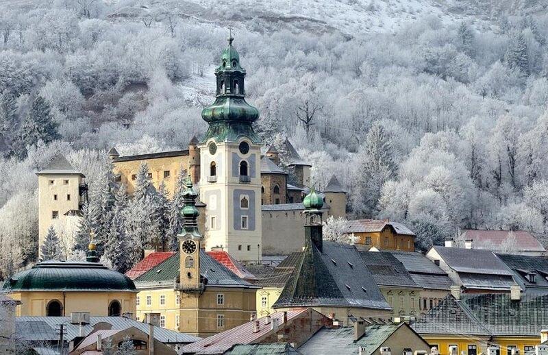 ПМЖ в Словакию
