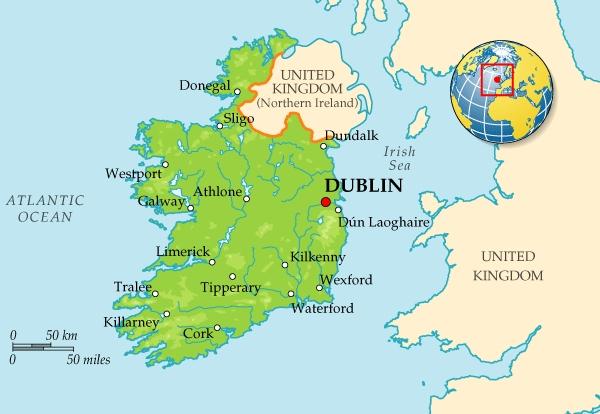 ВНЖ в Ирландии